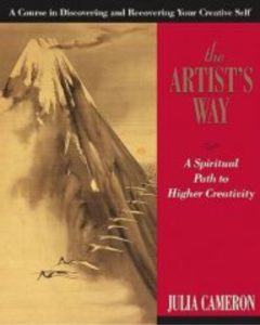 The Artist's Way - A spiritual path to higher creativity book cover