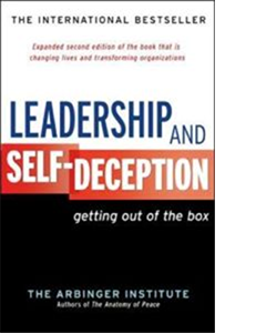 Leadership and Self-deception – Getting out of the box book cover